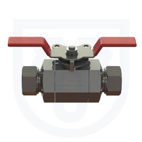 978 - Ball valve PN 160 DN15