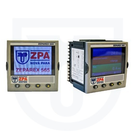Digital Recorder and Controller ZEPAREX 565